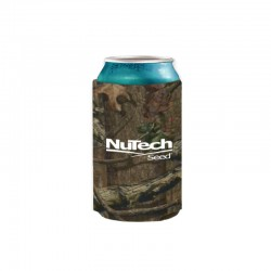 Can Cooler - Mossy Oak Camo